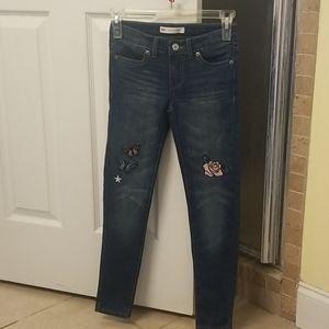 Girls Sz 8 Regular jeans